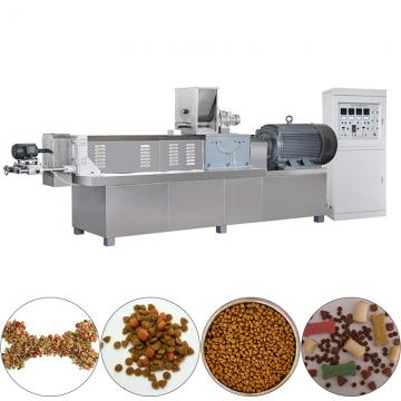 Cheap Price 150kg/H Electrical Alloy Steel Pet Dog Food Making Machine for Sale