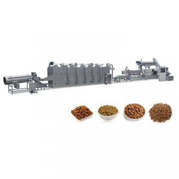 600kg/H Poultry Feed Machinery Fish Feeds Processing Production Line