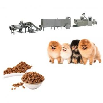 High Quality Injection Molding Pet Food Nutual Dog Popular Automatic Treats Stainless Steel Dog Chew Pellet Making Machine