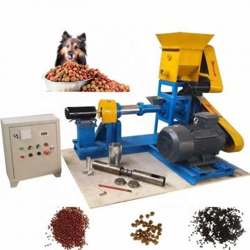 Small Automatic Fish Feed Making Machine Animal Floating Fish Feed Production Line