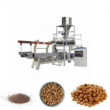 Dog Munchie Treats Pet Food Device Corn Soybean Extruder for Sale
