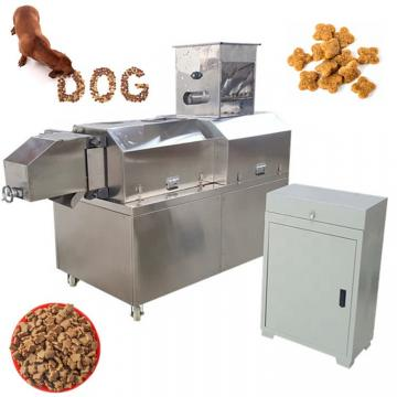 Industrial Dog Food Manufacturing Equipment