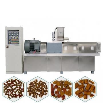 Fully Automatic Dry Dog Cat Pet Food Mill Making Machine