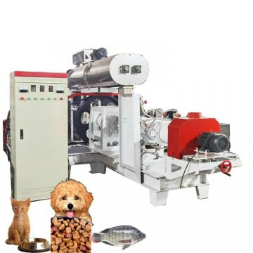 Commercial Animal Poultry Chicken Feed/Food Pellet Processing Equipment
